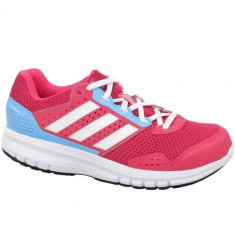 Adidasi Copii Adidas Duramo 7 K S83317, Marime: 36 2/3, 37 1/3, 38, 38 2/3, 39 1/3, 40, Alb