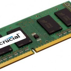 Memorie Laptop Crucial DDR3L, 1x4GB, 1600MHz, CL11, 1.35V