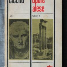 Cicero - Opere alese (vol. 2)