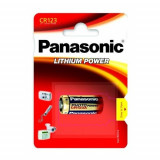 Baterie Panasonic Lithium Power CR123A Blister 1 buc