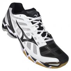Adidasi Barbati Mizuno Wave Lightning RX2 M 09KV38510, Marime: 46.5, Alb