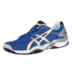 Adidasi Barbati Asics Gelresolution 5 E300Y4293, 40.5, 49, Albastru