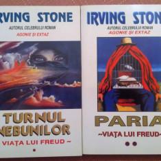 Viata Lui Freud. 2 Volume (Turnul Nebunilor si Paria) - Irving Stone - Biografie, An: 1997