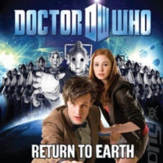 Doctor Who - Return to earth - Nintendo Wii [SIGILAT], Role playing, 12+, Single player