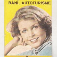 bnk cld Calendar de buzunar 1983 - Loto Pronosport - Loz in plic