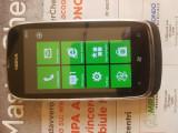 Nokia lumia 610 stare buna, Negru, Neblocat