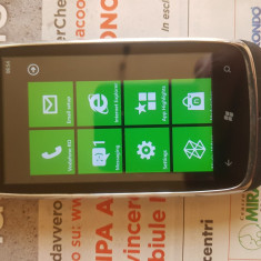 Nokia lumia 610 stare buna - Telefon mobil Nokia Lumia 610, Negru, Neblocat