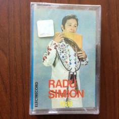 Radu Simion nai caseta audio muzica populara romaneasca folclor sigilata stc 095