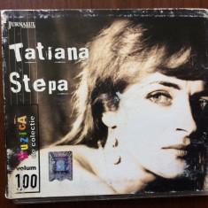 Tatiana stepa dublu disc 2 cd muzica de colectie folk compilatie jurnalul 2009 - Muzica Folk electrecord