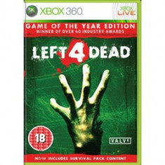 Left 4 Dead Game Of The Year (Xbox360) - Cartela Cosmote