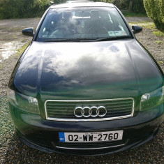 Audi a4 100 hp, An Fabricatie: 2002, Motorina/Diesel, 300000 km, 1895 cmc