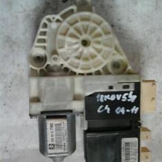 Motoras macara geam stanga fata Citroen C4 An 2004-2011 cod 9681576080