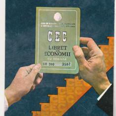 bnk cld Calendar de buzunar 1983 - CEC