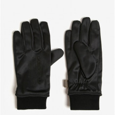 Manusi negre cu blana artificiala pentru barbati adidas Originals - Manusi Barbati