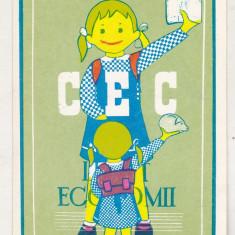 Bnk cld Calendar de buzunar 1986 - CEC