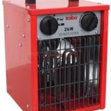 Aeroterma electrica ZOBO ZB-EF2, 2000W (Rosu)