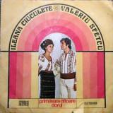 Ileana Ciuculete și Valeriu Sfetcu - Primăvara-nfloare Dorul LP Vinil 1979, Electrola