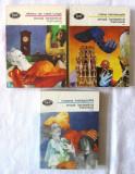PROZA FANTASTICA FRANCEZA, 3 vol, Div. aut, 1982. BPT 1109-1110-1111 Absolut noi, Alta editura