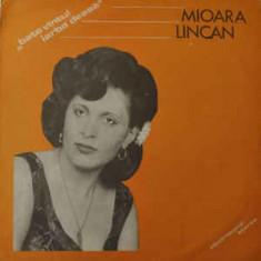 Mioara Lincan -  Bate Vîntul Iarba Deasă  LP Vinil  1983, Electrola