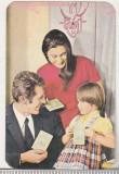bnk cld Calendar de buzunar 1973 - CEC