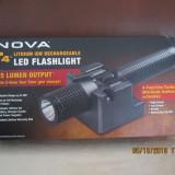 Lanterna americana reincarcabila tactica INOVA T4 made in US