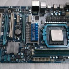 Kit Gaming Gigabyte 870GA USB3L + FX 4170 + 4gb ddr3 + cooler, Pentru AMD, AM3+, DDR 3