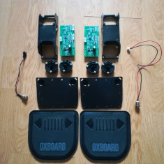 Senzori Hoverboard cu plastice + Switch + Conector Alimentare