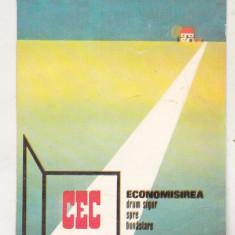 bnk cld Calendar de buzunar 1985 - CEC