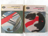 """GARDA ALBA. Roman"", Vol I+II, Mihail Bulgakov, 1988. BPT 1303, 1304. Carti noi"