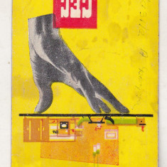 bnk cld Calendar de buzunar 1965 - CEC