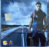 Marius (Nedelcu, ex Akcent) - By Myself (1 CD), mediapro music