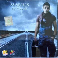 Marius (Nedelcu, ex Akcent) - By Myself (1 CD) - Muzica Pop mediapro music