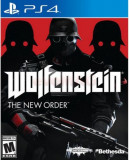 Wolfenstein The New Order (PS4)