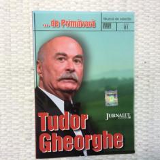 Tudor gheorghe de primavara cd disc jurnalul national muzica de colectie nr 81