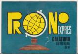 bnk cld Calendar de buzunar 1973 - Loto Pronosport - Pronoexpres