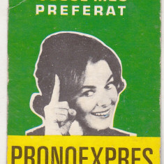 bnk cld Calendar de buzunar 1977? - Loto Pronosport - Pronoexpres
