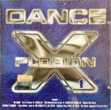 Compilatie Roton - Dance XPlosion 1 (Ingrid, Robin Cook, Leona) (1 CD)