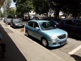 Daihatsu sirion, Benzina, Hatchback