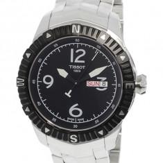 Ceas barbatesc Tissot T-Navigator T062.430.11.057.00 argintiu Stainless-Steel Swiss Automatic T062.430.11.057.00