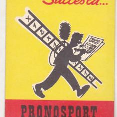 bnk cld Calendar de buzunar 1973 - Loto Pronosport - Pronosport