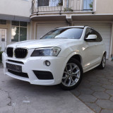 BMW X3, M pack Șasiu sportiv, F25, Premium,Head-Up,Camera,Carlig, Seria X, Motorina/Diesel