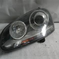 Far stanga Volkswagen Golf5 An 2004-2008, interior negru, cu xenon