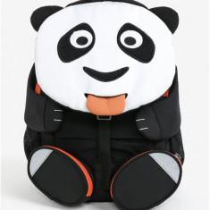 Rucsac negru cu alb Affenzahn in forma de panda - Rucsac moto
