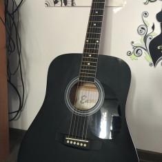 Vând chitara acustică Encore cu toate accesoriile necesare