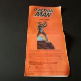 Album AKAS Action Man (Suprize, guma de mestecat)