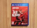 Joc PS4 Wolfenstein  The Old Blood id Tech