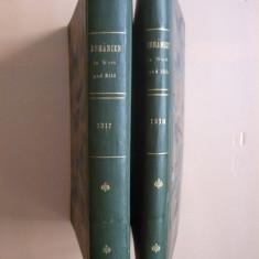 RUMANIEN IN WORT UND BILD - 37 DE NUMERE ( 1917 - 1918 ) - Carte de colectie
