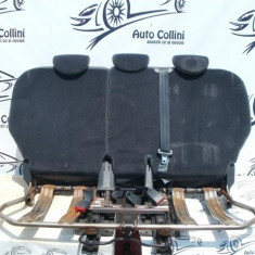 Bancheta spate (Fara sezut)(doar spatar) Nissan Micra - Scaune auto