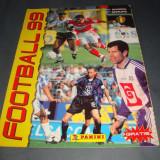 Album gol Panini Football Belgia 1999