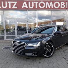 Audi A8, An Fabricatie: 2011, Motorina/Diesel, 106215 km, 2967 cmc